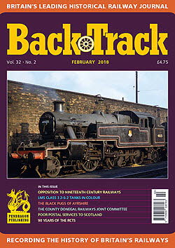 BackTrack February 2018