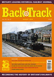 BackTrack Cover August 2016