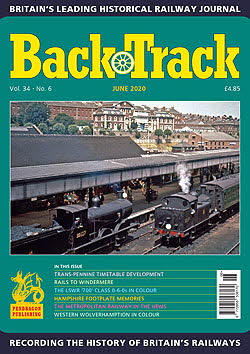 BackTrack Cover June 2020