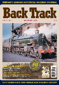 BackTrack Cover November 2014