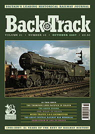BackTrack Cover October 2007_2190