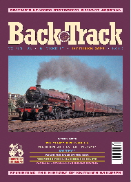 BackTrack Cover October 2008