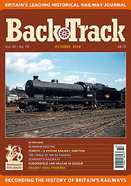 BackTrack Cover October 2016