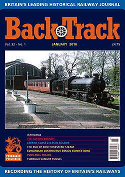 BackTrack January 2018