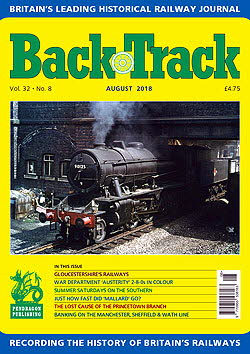 BackTrack Cover August 2018