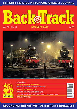 BackTrack Cover December 2018