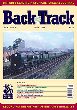 BackTrack Cover May 2018